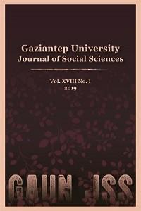 Gaziantep University Journal of Social Sciences