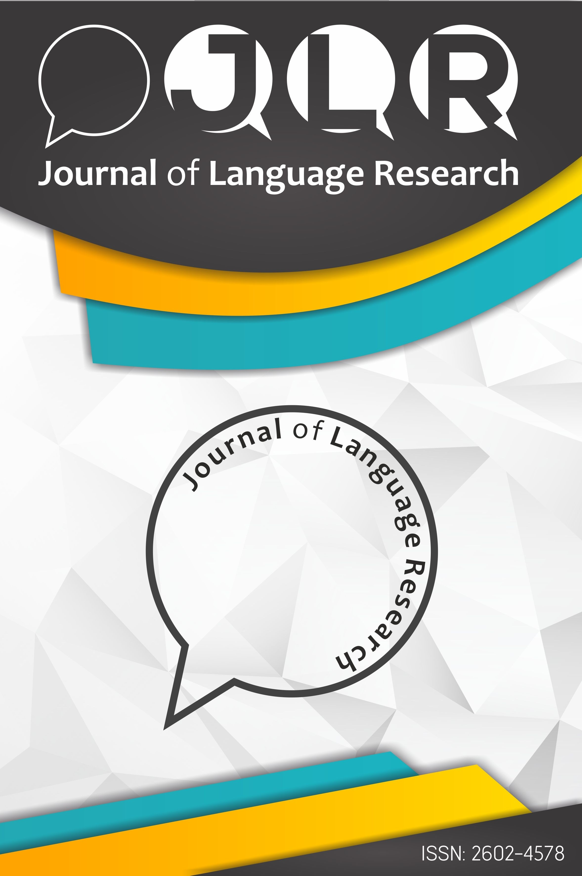 Journal of Language Research