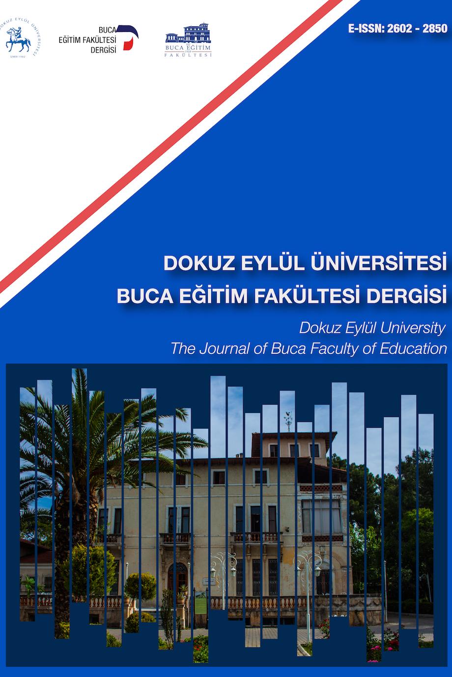 Dokuz Eylül Üniversitesi Buca Eğitim Fakültesi Dergisi